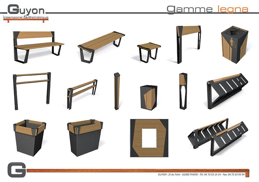 guyon - mobilier urbain