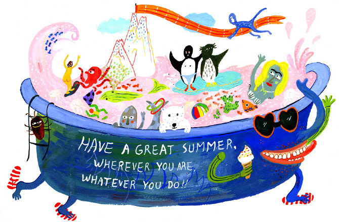 Have A Great Summer Quotes. QuotesGram