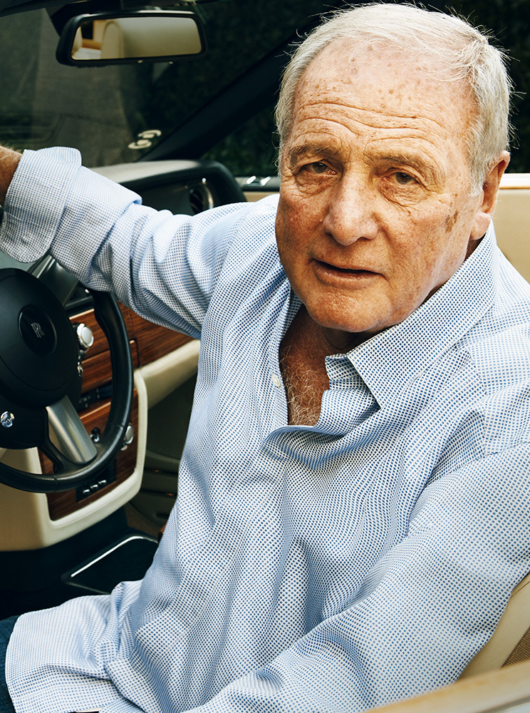 jerry weintraub obituary