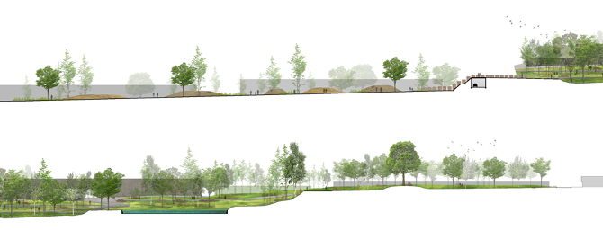Parque flor de amancaes melissa alagna landscape architect - Paisajismo urbano ...
