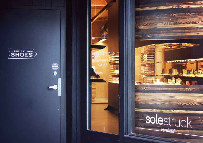 Solestruck is an e boutique with a twist: it is a shoe store that sells up-and-coming brands in the country and far across the globe. The fashion experts at Solestruck team have been scouring the world in search of beautiful footwear brands in order to rid the world of ugly shoes, as they put it.