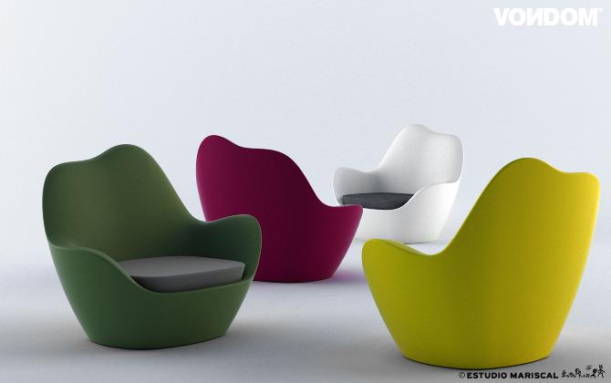vondom sabinas collection giovanni castelli. Black Bedroom Furniture Sets. Home Design Ideas